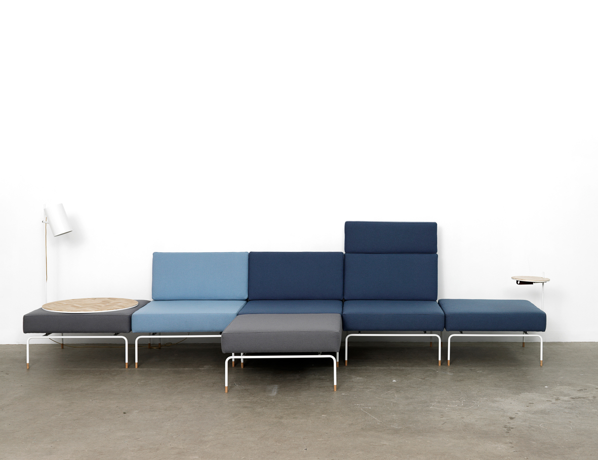 Carsten christian for Bolia sofa